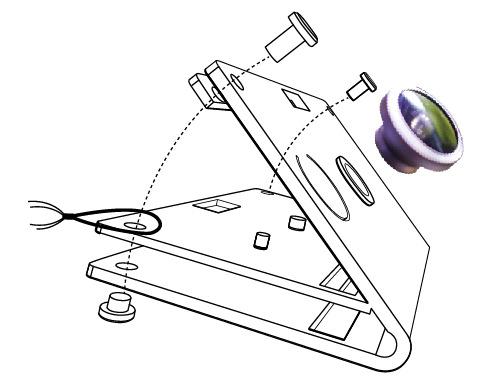 CROZ専用ケース&付属品